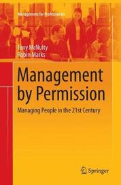Management by Permission by Tony McNulty image