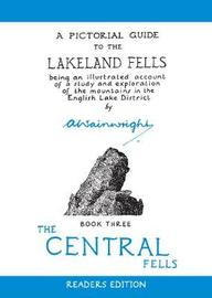 The Central Fells by Alfred Wainwright