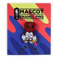 NBA: Toronto - The Raptors Mascot Enamel Pin image