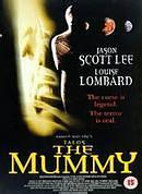 Talos The Mummy on DVD
