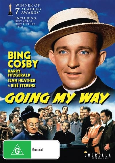 Going My Way on DVD