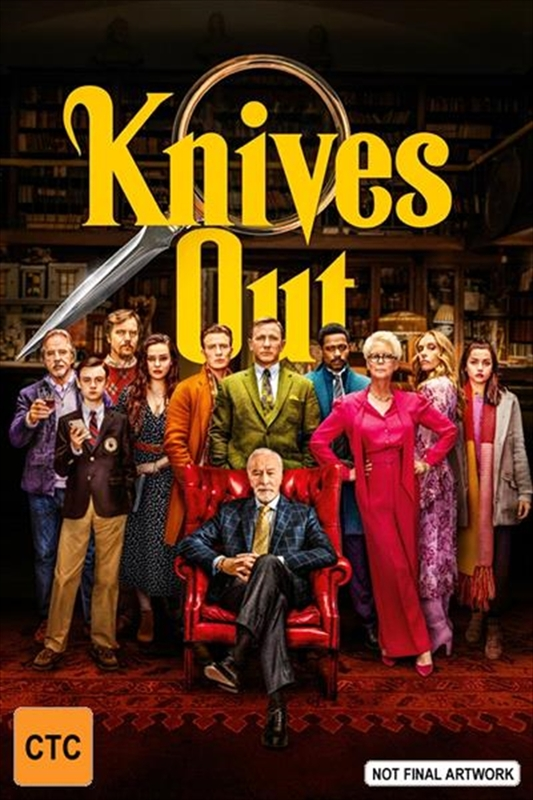 Knives Out (4K UHD + Blu-ray) on UHD Blu-ray