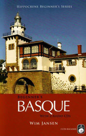 Beginner's Basque by Wim Jansen image