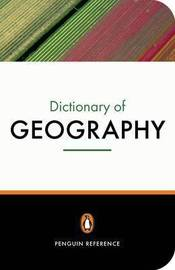 The Penguin Dictionary of Geography by Audrey N. Clark image