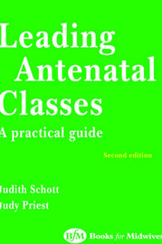 Leading Antenatal Classes by Judith Schott