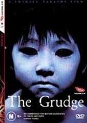 The Grudge on DVD