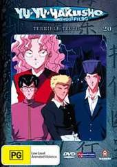 Yu Yu Hakusho: Ghost Files - Vol 20 Terrible Truths on DVD