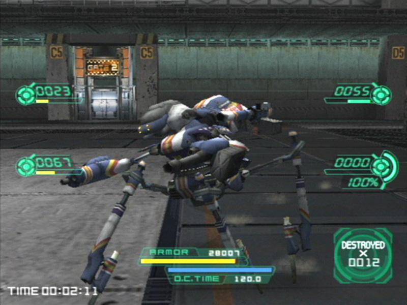 S.L.A.I.: Steel Lancer Arena International for PS2 image