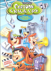 Cartoon Crackups on DVD