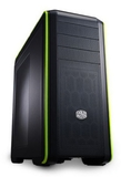 Cooler Master CM690 III Mid Tower Case (Nvidia Green)