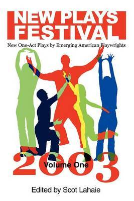 New Plays Festival, Volume One: New One-Act Plays by Emerging American Playwrights image