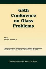 65th Conference on Glass Problems