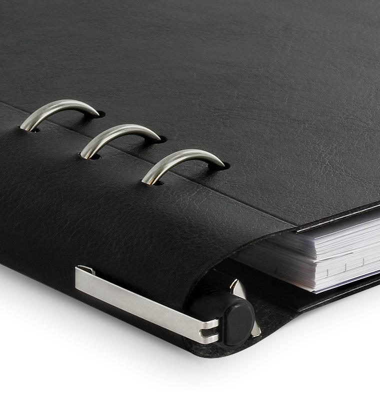 Filofax - A5 Clipbook - Black image