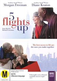 5 Flights Up on DVD
