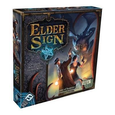 Elder Sign - Board Game image
