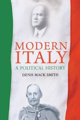 Modern Italy by Denis Mack Smith image