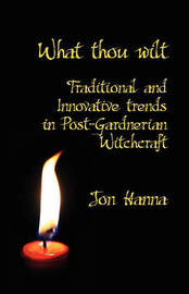 What Thou Wilt by Jon Hanna image