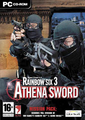 Tom Clancy's Rainbow Six:  Athena Sword for PC