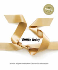 The 75th Anniversary Of The Australian Women's Weekly image