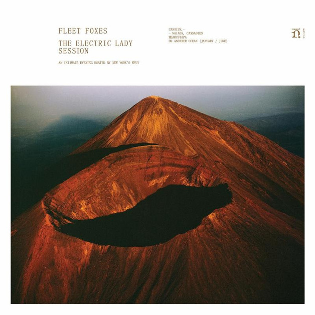 """The Electric Lady Session (10"""") by Fleet Foxes"""