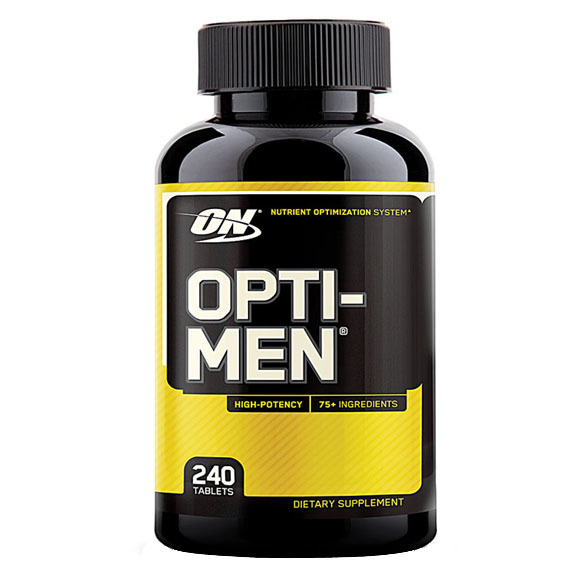 Optimum Nutrition: Opti-Men Multivitamin (240 caps)
