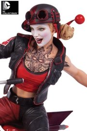 Gotham City Garage - Harley Quinn Statue (2nd Edition)