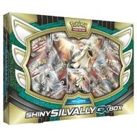 Pokemon TCG Shiny Silvally-GX Box
