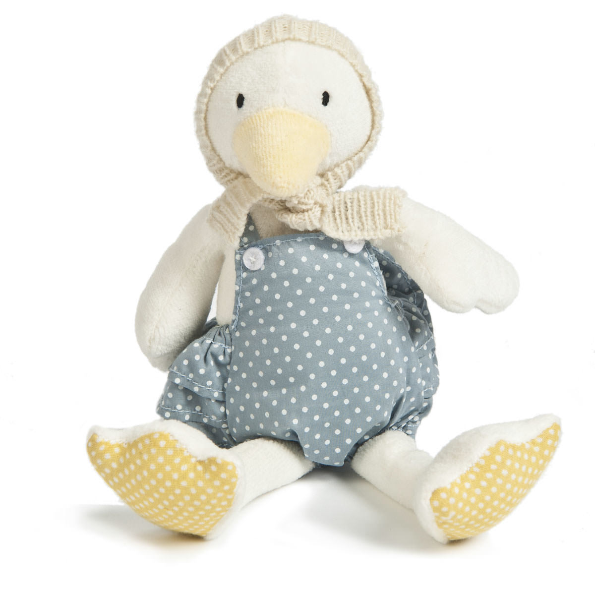 """Ragtales: Patsy The Duck - 7"""" Ragtag Plush image"""