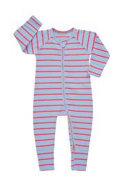 Bonds Ribby Zippy Wondersuit - Discotheque/Arielle (Newborn)