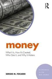 Money by Sergio M Focardi