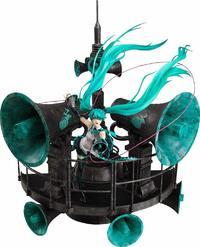 Character Vocal Series 01 Hatsune Miku: Hatsune Miku Love is War ver. DX - PVC Figure (Reissue)