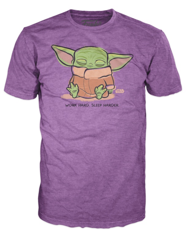 Star Wars: The Child (Sleeping) - Funko T-Shirt (Large)