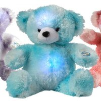 Glo-e Sparkle Bears - Blue image