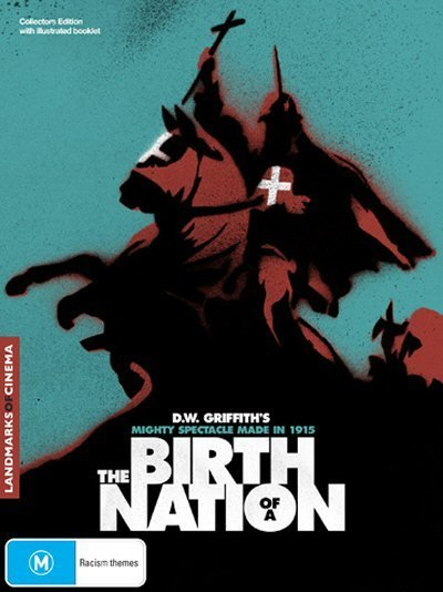The Birth of a Nation (New Packaging) on DVD