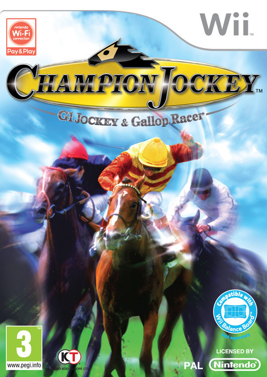 Champion Jockey for Nintendo Wii