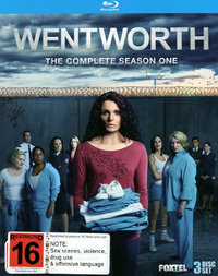 Wentworth - The Complete Season One on Blu-ray