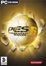 Pro Evolution Soccer 6 for PC Games