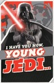 Star Wars: Deluxe Birthday Card With Build-Your-Own Pop Out - Darth Vader