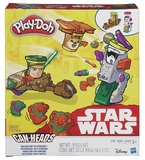 Play-doh Star Wars: Mission of Endor Can-Head Playset