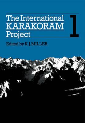The International Karakoram Project: Volume 1 image