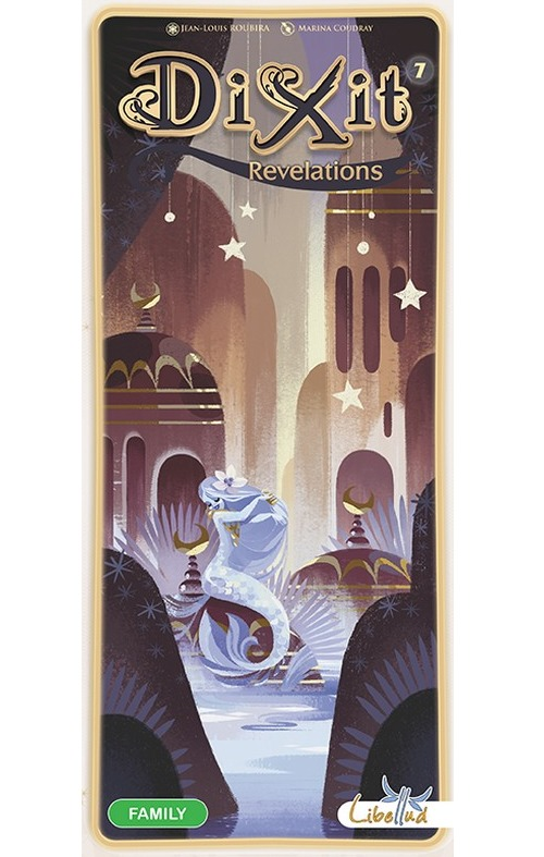 Dixit: Revelations - Game Expansion image