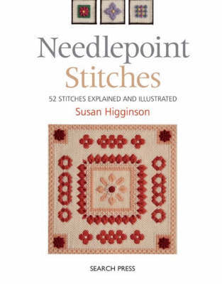 Needlepoint Stitches by Susan Higginson