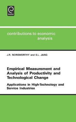 Empirical Measurement and Analysis of Productivity and Technological Change