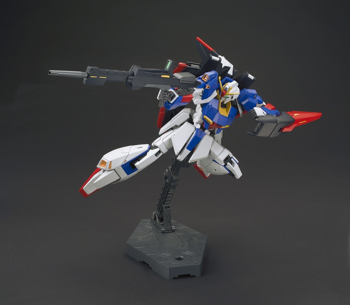 HGUC 1/144 Zeta Gundam - Model Kit (Gunpla Evolution Project) image