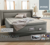 Intex: Queen Dream Support Airbed (With 220-240v Built-in Pump)