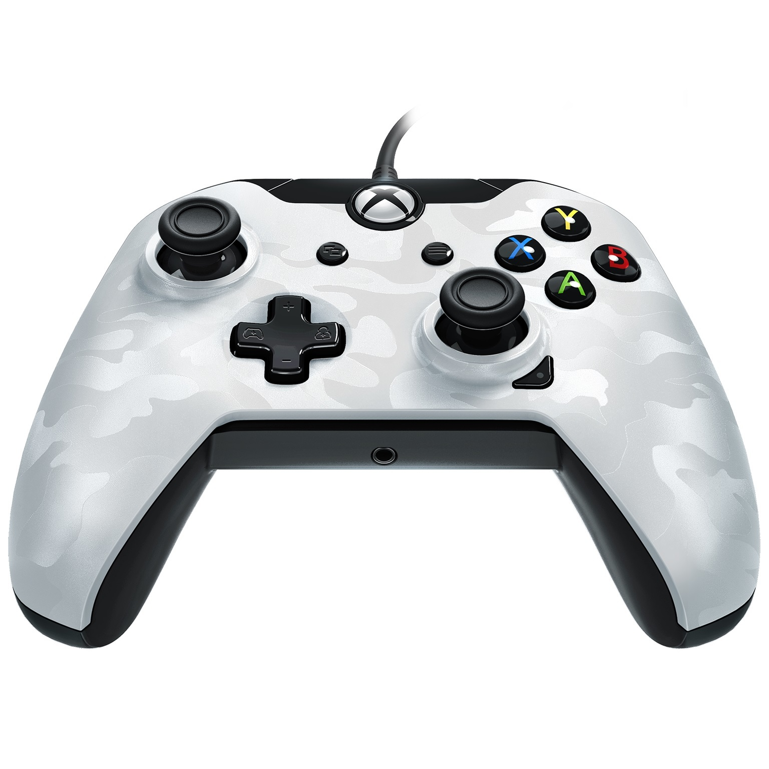 PDP Wired Controller for Xbox One - Camo White | Xbox One | Buy Now ...