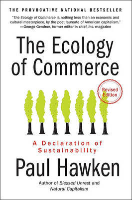 The Ecology of Commerce by Paul Hawken image