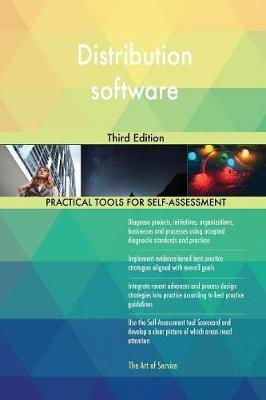 Distribution Software Third Edition by Gerardus Blokdyk image