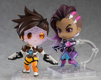 Overwatch : Nendoroid Sombra (Classic Skin Ver.) - Articulated Figure image