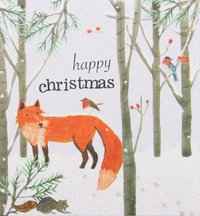 Caroline Gardener: Fox in Snow (5 Pack)